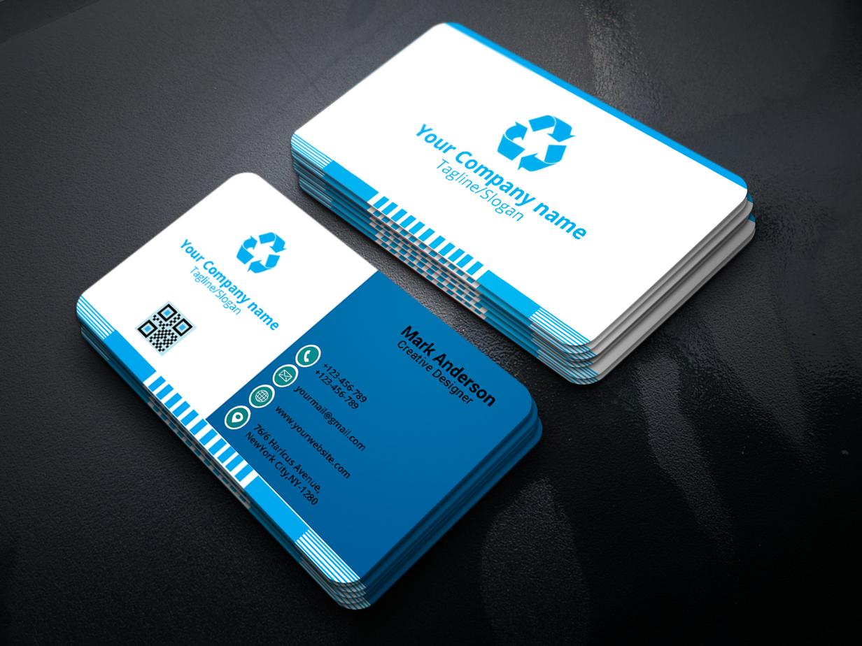 Business card Design, Stationery design, visiting card design, visiting card