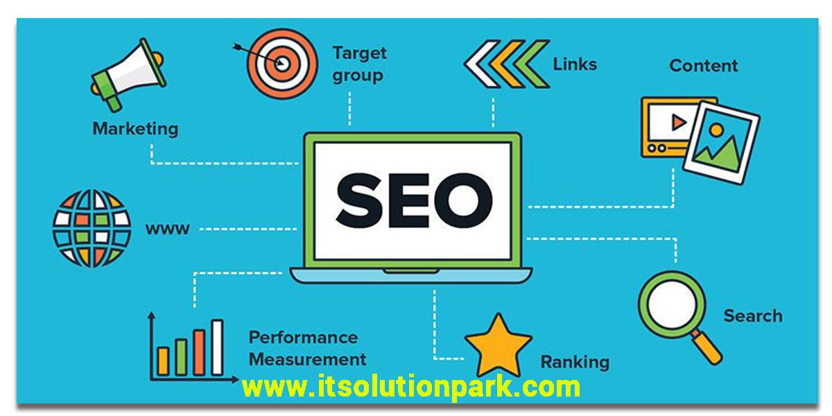 Search Engine Optimization, SEO, Digital Marketing, IT Solution Park